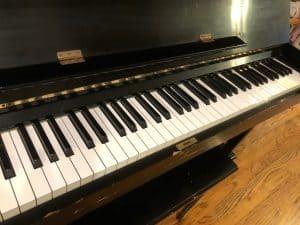 Michelle's New Piano